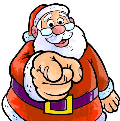 Santa Claus Navidad