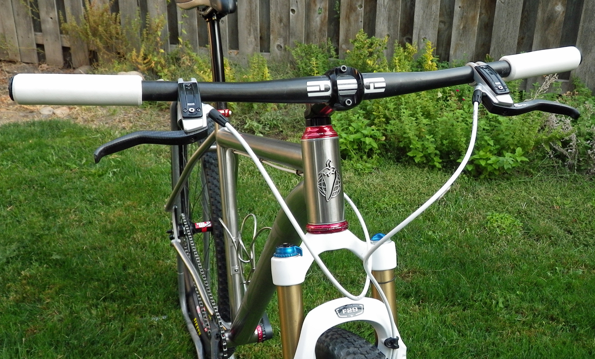 Dave Byers Cycling Junkie Sold Salsa Selma Ti Singlespeed
