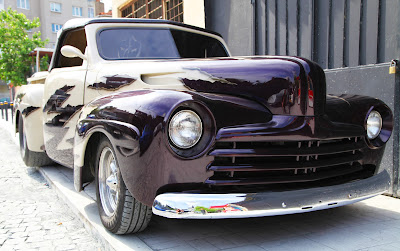 21 1946 Ford F 100 Custom Pick up