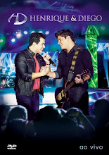 DVD Henrique e Diego Ao Vivo