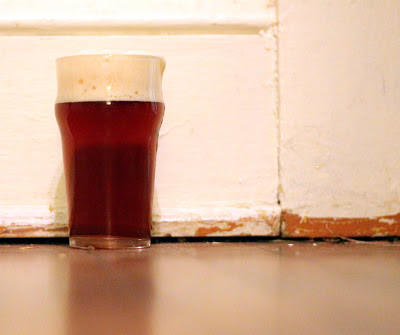 Blazing World #3, India Amber Ale with Nelson Sauvin, Palisade, and Simcoe.