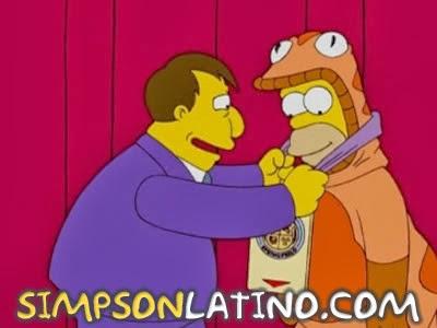 Los Simpson 17x06