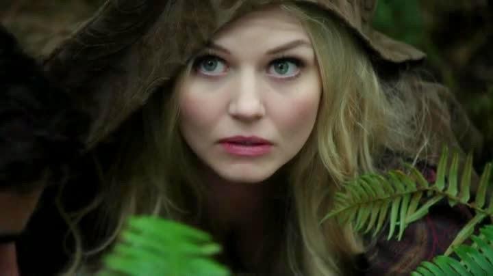 Emma dans les bois