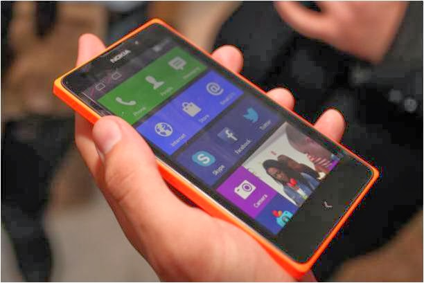 nokia reveals 5 inch android device Nokia XL