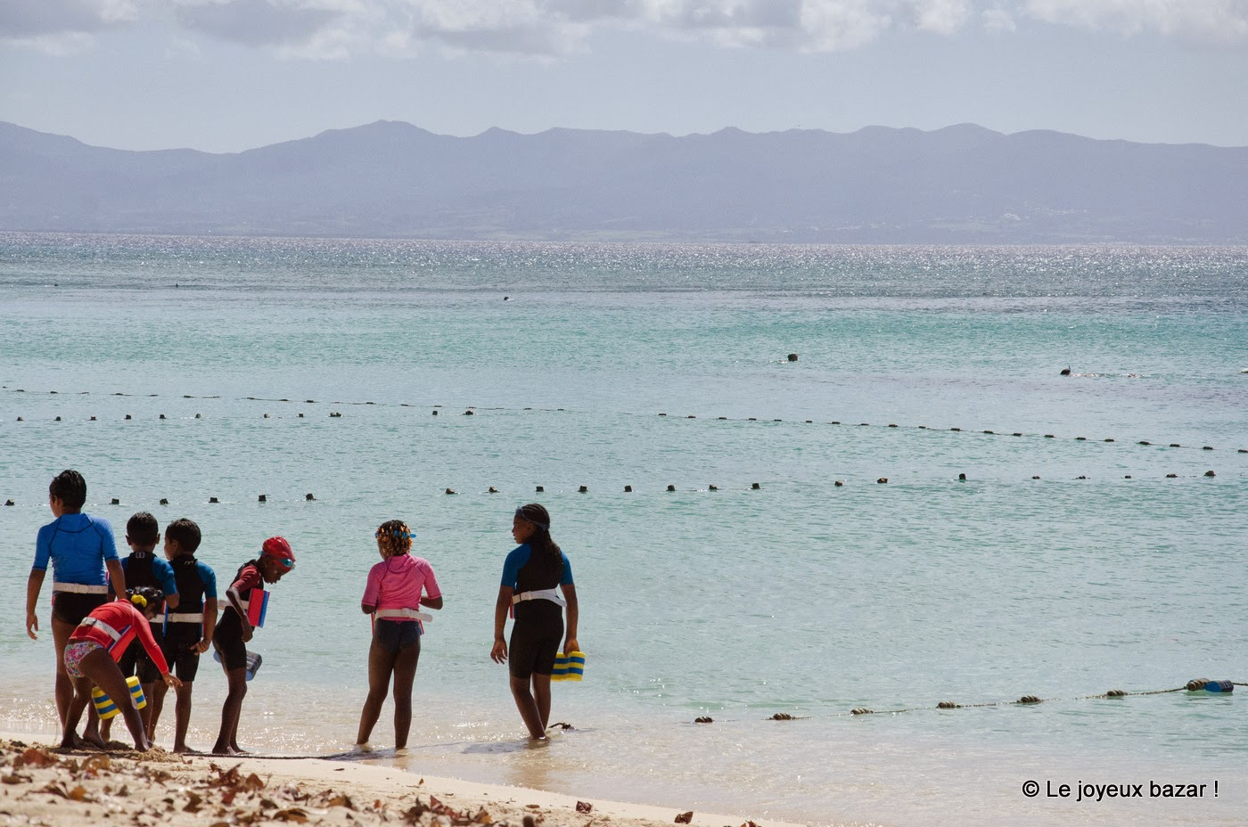 Guadeloupe - Anse du Souffleur