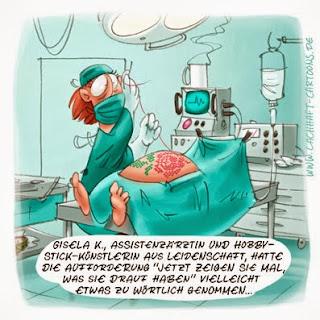 witzige Chirurgen Cartoons, lustige Chirurgen Bilder, Chirurgen Witze