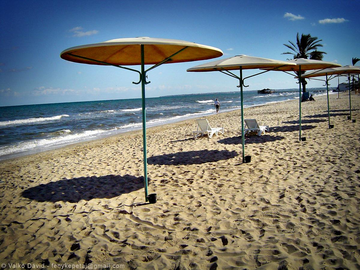 Tunézia, Afrika