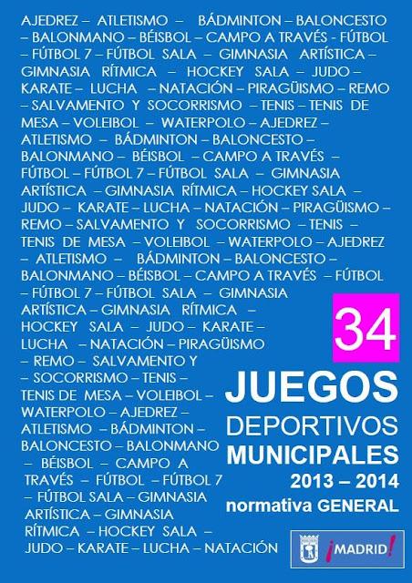 Juegos Deportivos Municiplaes 34