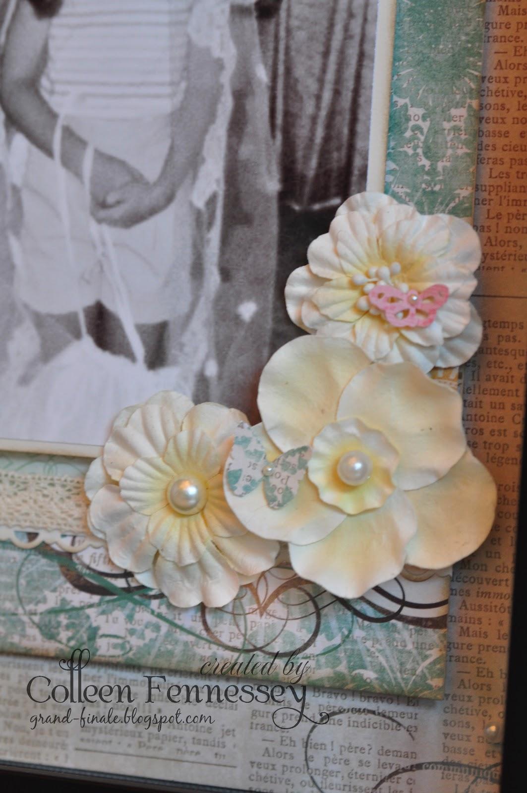 grand finale studio Bridal Shower Place Cards & Favors