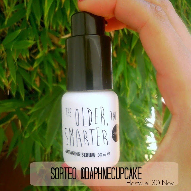 SORTEO ANTIAGING SERUM de CREA-M COSMETICS