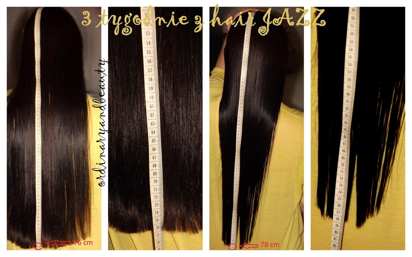 ordinary beauty hair jazz czy faktycznie dzia a. Black Bedroom Furniture Sets. Home Design Ideas