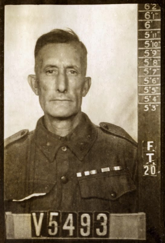 "WW2 - ""Old Jim"" Cowey"