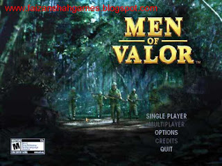 Men of valor preview