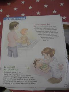 massage bébé popi bayard AFMB