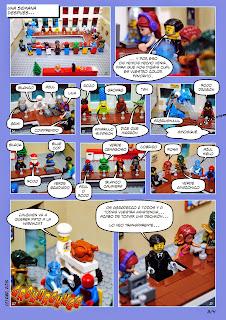 Brickómic 3: La gran decisión (página 3 de 4)