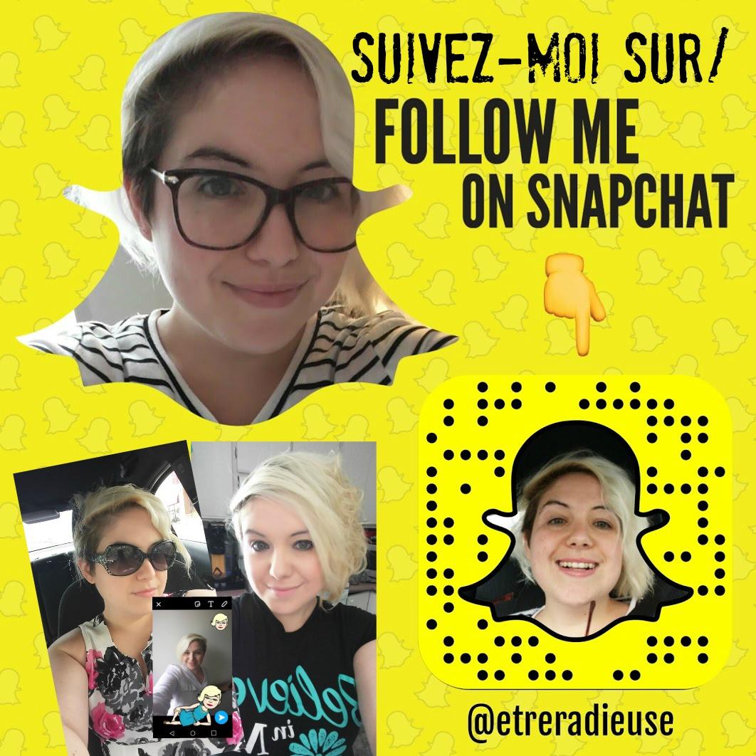 Suivez-moi Sur SnapChat