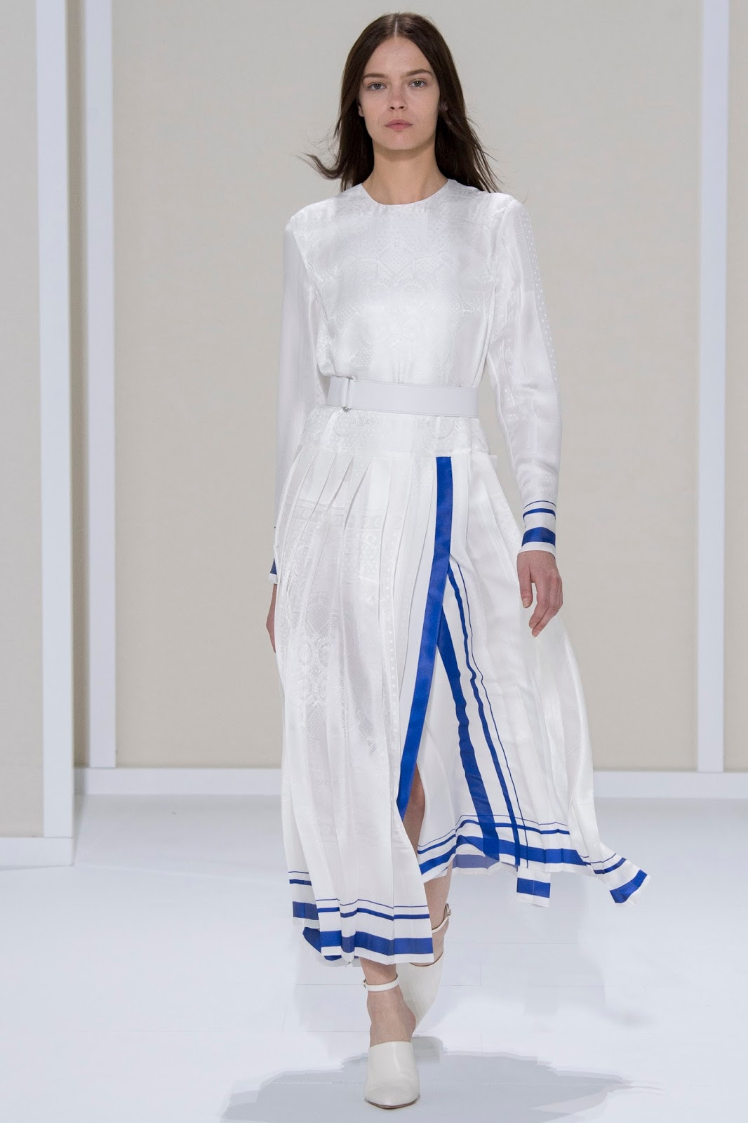 Via www.fashionedbylove.co.uk british fashion blog / Hermes Spring-Summer 2016