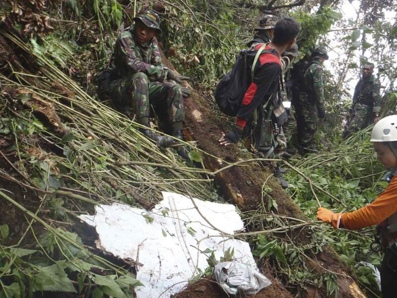 Kisah Mistis Tim Evakuasi Relawan Pesawat Sukhoi Gunung Salak