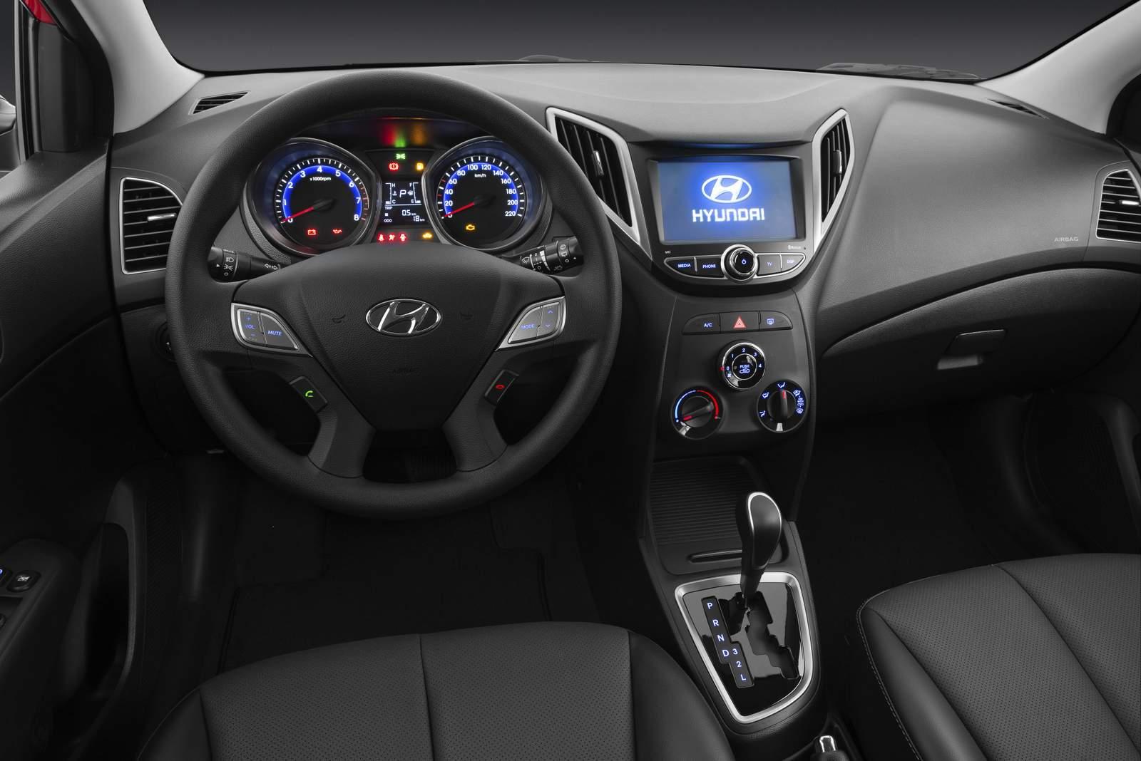 Hyundai HB20 2015 Automático - financiamento