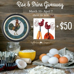 Rise and Shine Giveaway !!
