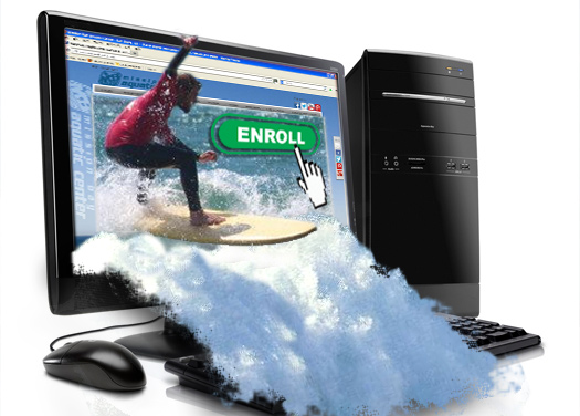 Online enrollment available now!