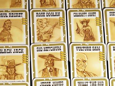 Giochi sul nostro tavolo i classici bang - Gioco da tavolo bang ...
