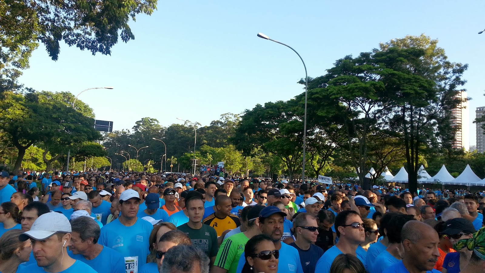 XVII TROFÉU CIDADE DE SÃO PAULO 10 KM CARREFOUR 2014