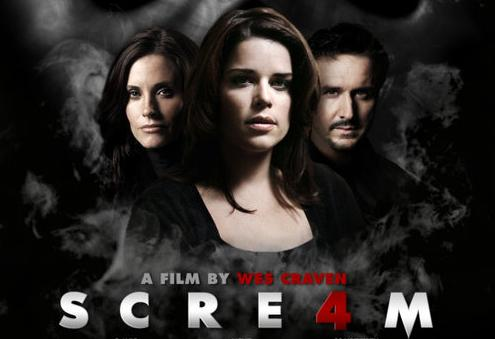 Scream 4 Theme Song http://geoffreyknight.blogspot.com/