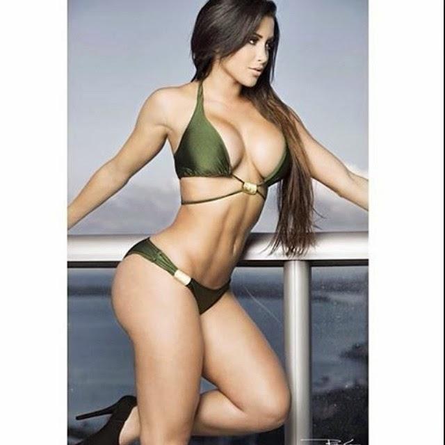 Conoce a Claudia Sampedro, la Kim Kardashian cubana