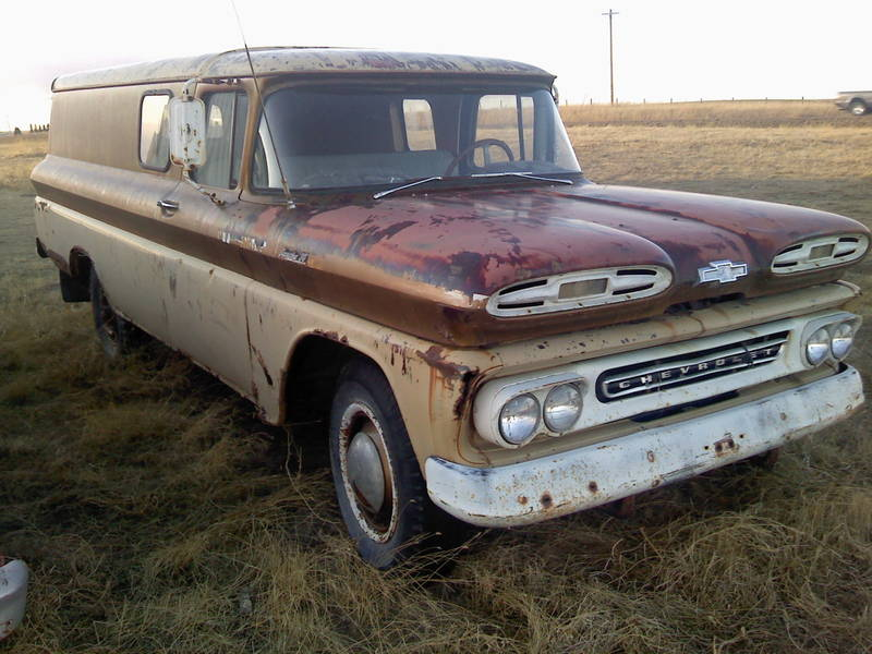 Kijunkers 1962 Chevrolet Apache