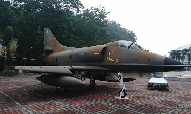 Museun Angkatan Darat Port Dikson Tua Itu Keren
