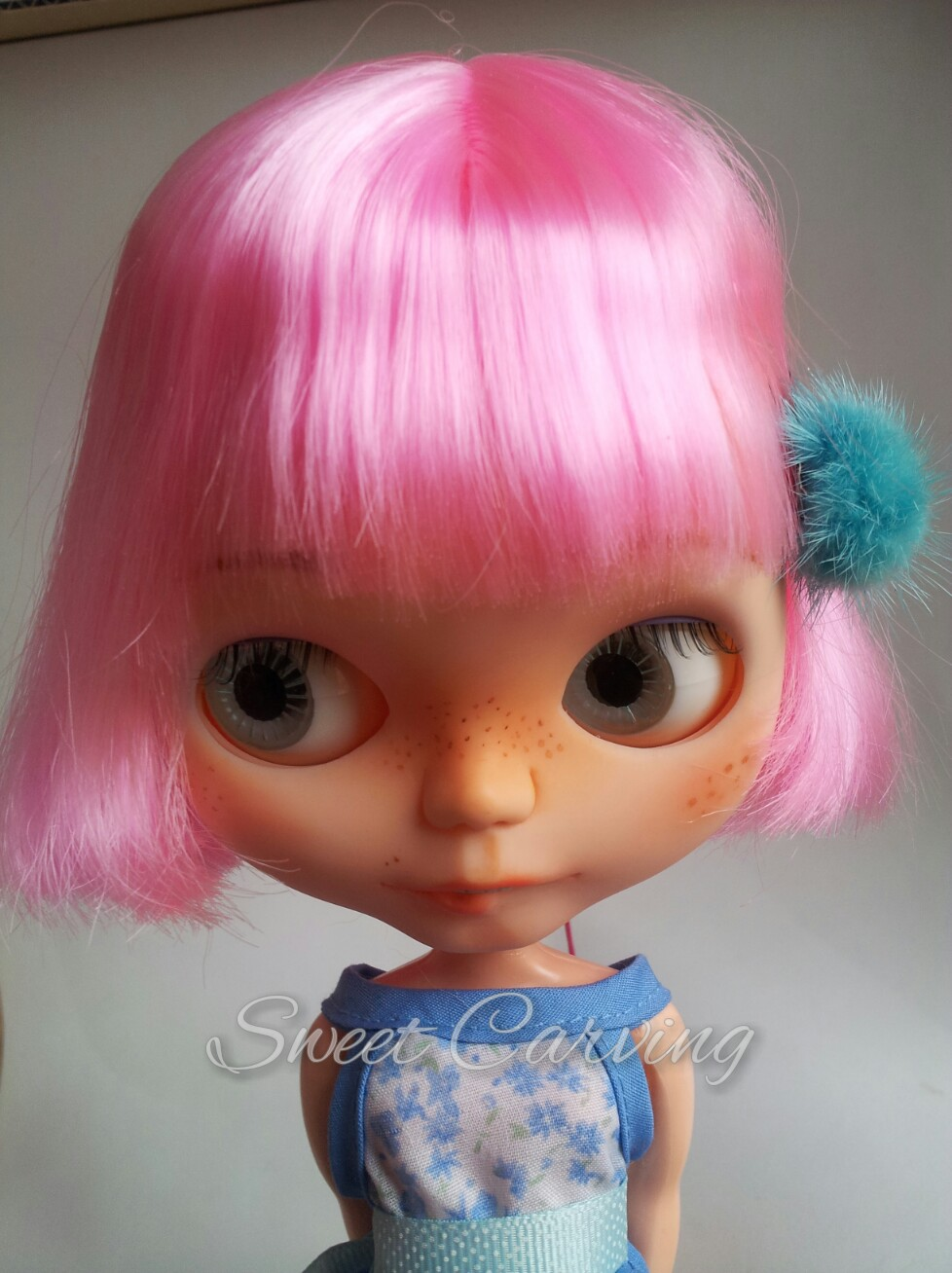 Sweet carving muñeca personalizada