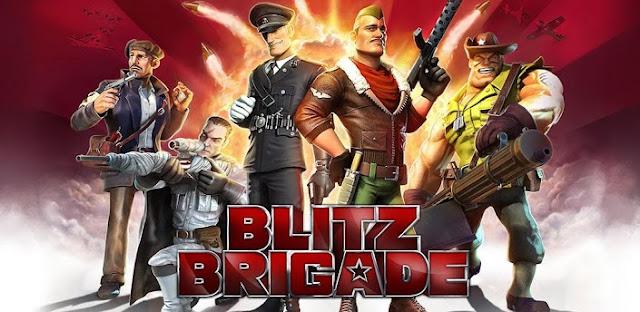 Blitz Brigade - Online FPS fun v1.8.2b Apk + Datos SD Mod [Munición ilimitada]