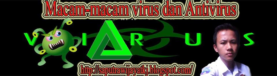 macam-macam virus dan anti virus