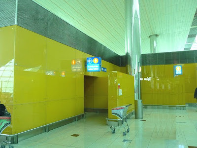 Toilets - Dubai International Airport