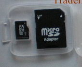 FOR SALE: 16GB MEMORY CARD + ADAPTER