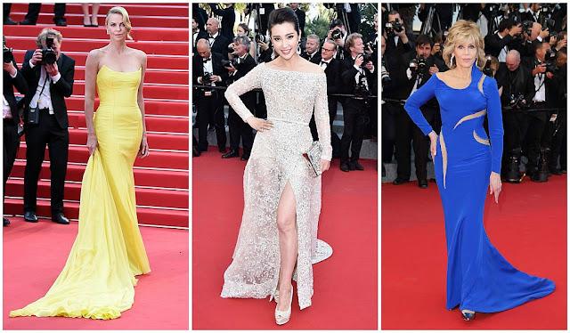 Cannes Film Festival 2015: Charlie Theron, Li Bingbing, Jane Fonda