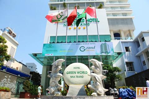 Khai Trương Green World Hotel Nha Trang Du Lịch Nha Trang