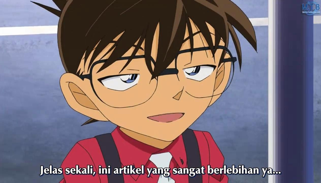 Detective Conan Episode 751 Subtitle Indonesia
