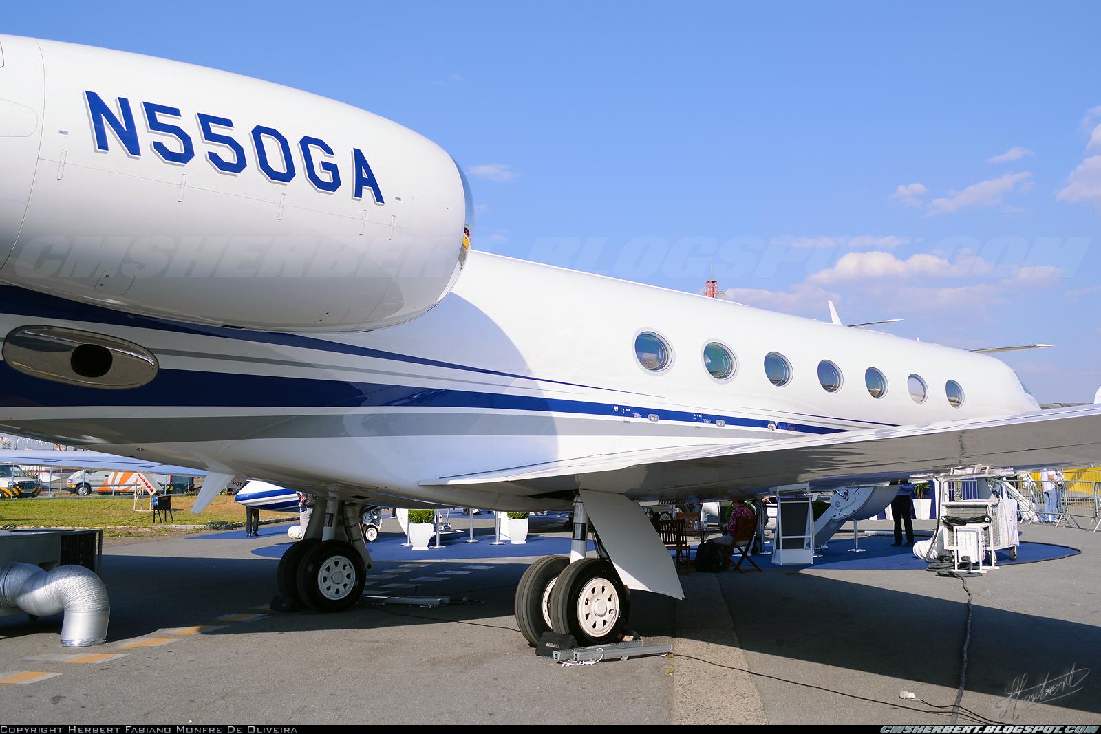 É MAIS QUE VOAR | Os 6 jatos que seduzem os bilionários brasileiros | Gulfstream G550