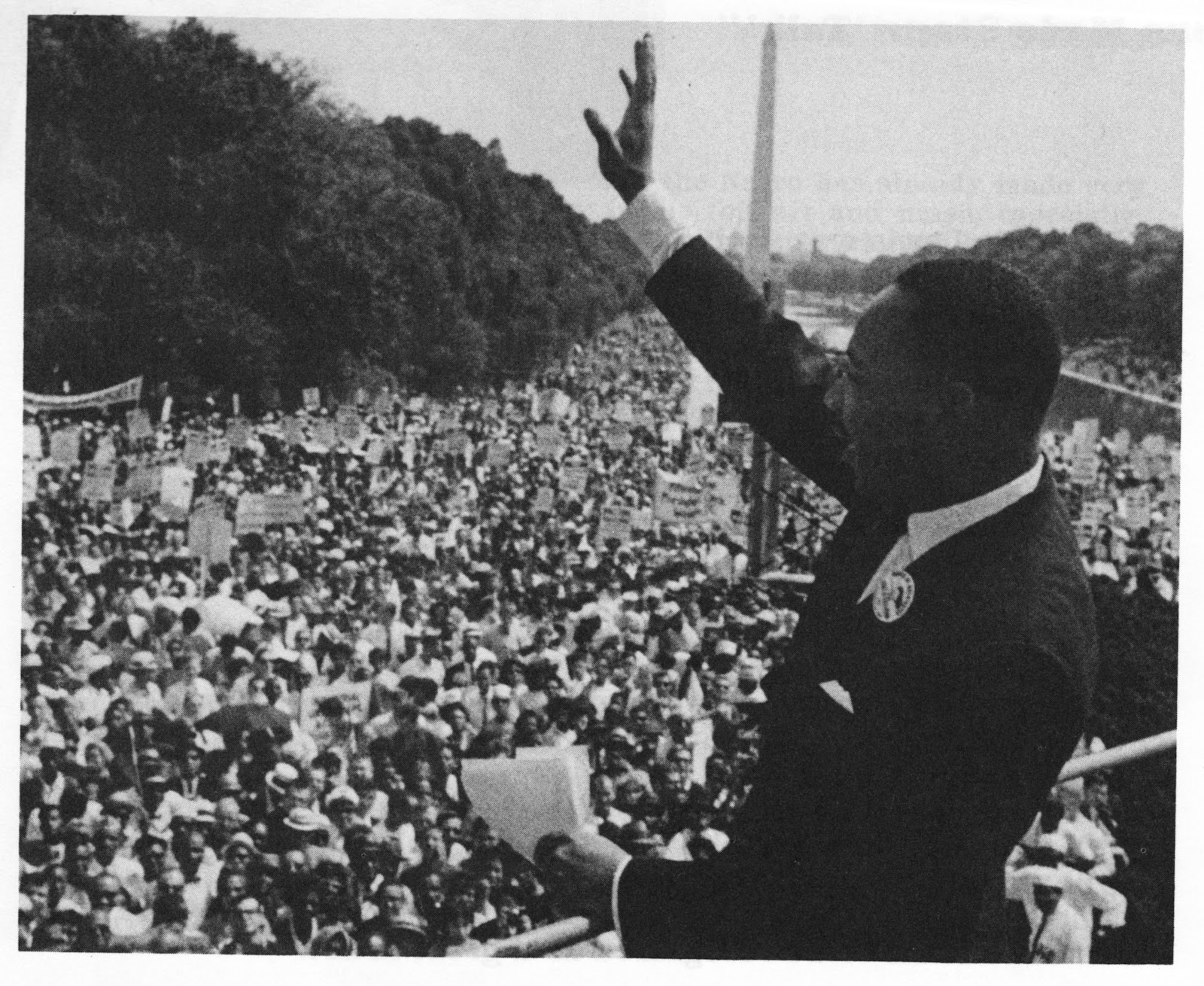 Luther King's I Have A Dream Speech Speech | Martin Luther King Jr ...