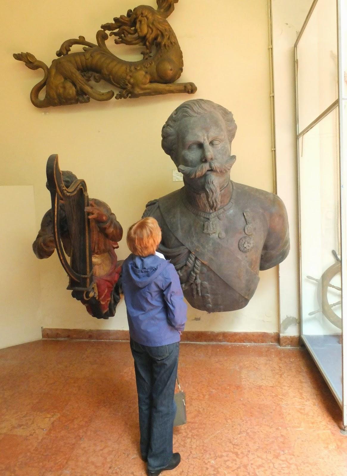 Naval Museum, La Spezia
