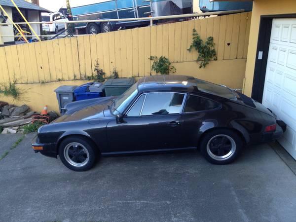 15k: Luke, It's A Trap! 1979 Porsche 911 SC; 43k Original Miles