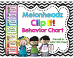 http://www.teacherspayteachers.com/Product/Clip-It-Behavior-Chart-Melonheadz-809708