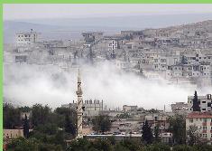 Grupo ISIS envía refuerzos a Kobane para intentar tomarse la totalidad de la ciudad