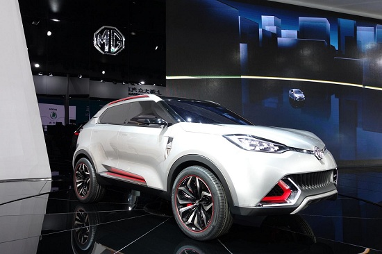 MG CS concept