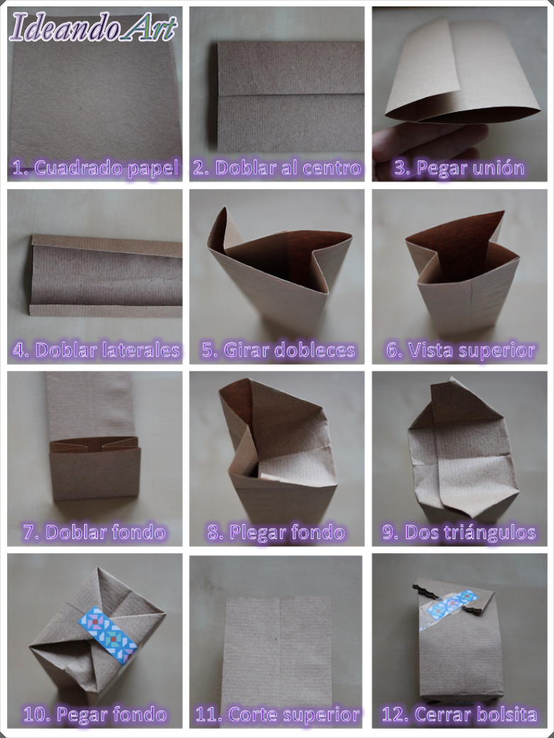 Tutorial bosita craft