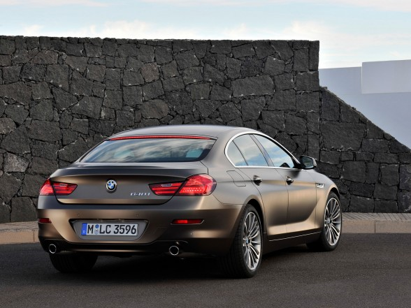 2012 BMW 6-Series Gran Coupe Black COLOR | Car Preview | by 3mbil Cars