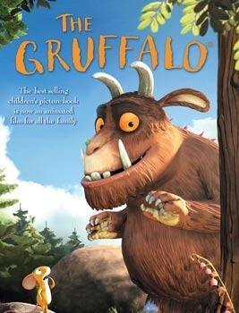 Slsklsk el grufalo tvrip audio latino 2011 250mb for El mural pelicula descargar
