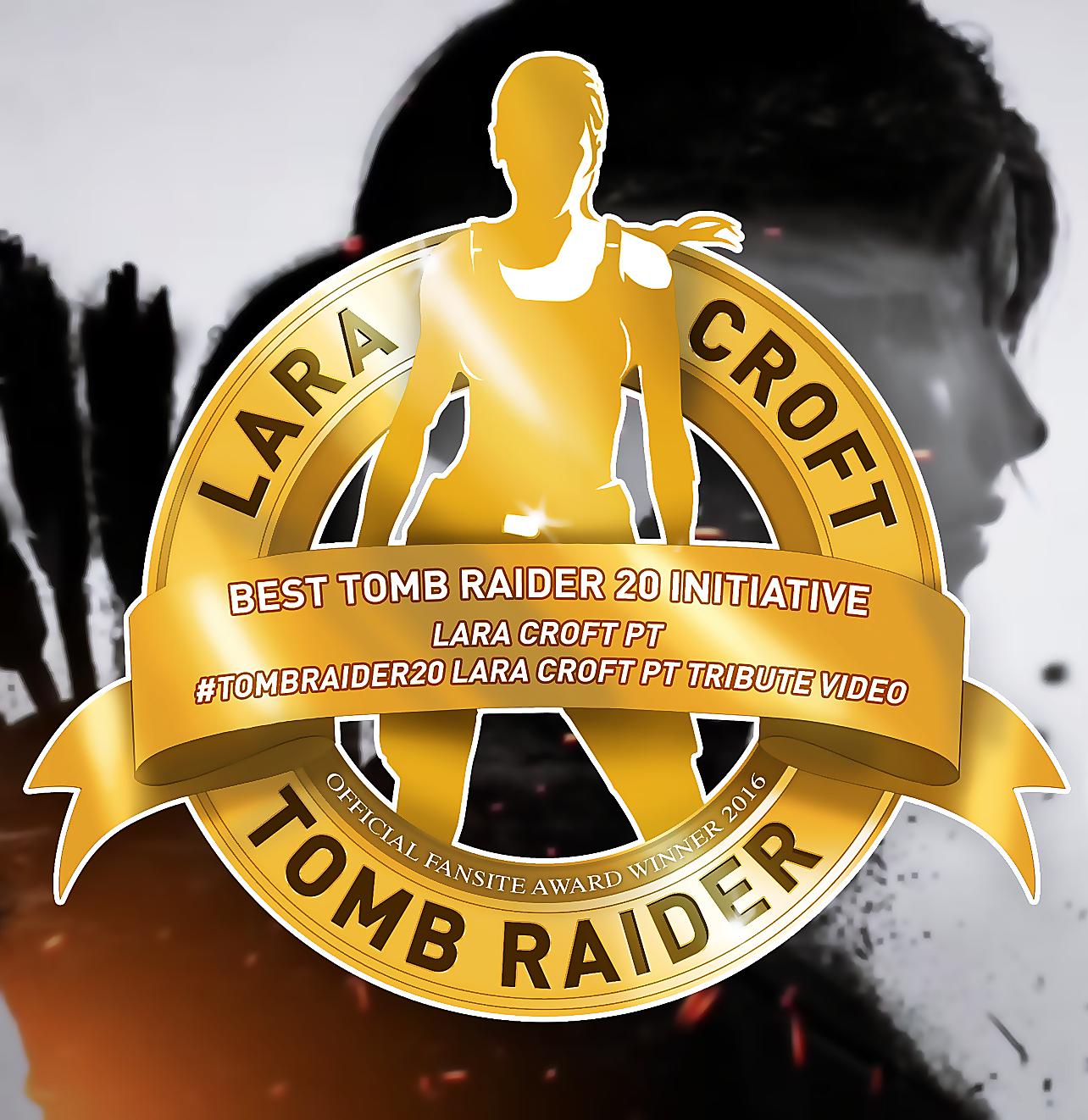 Fansite Oficial Premiado pela Crystal Dynamics